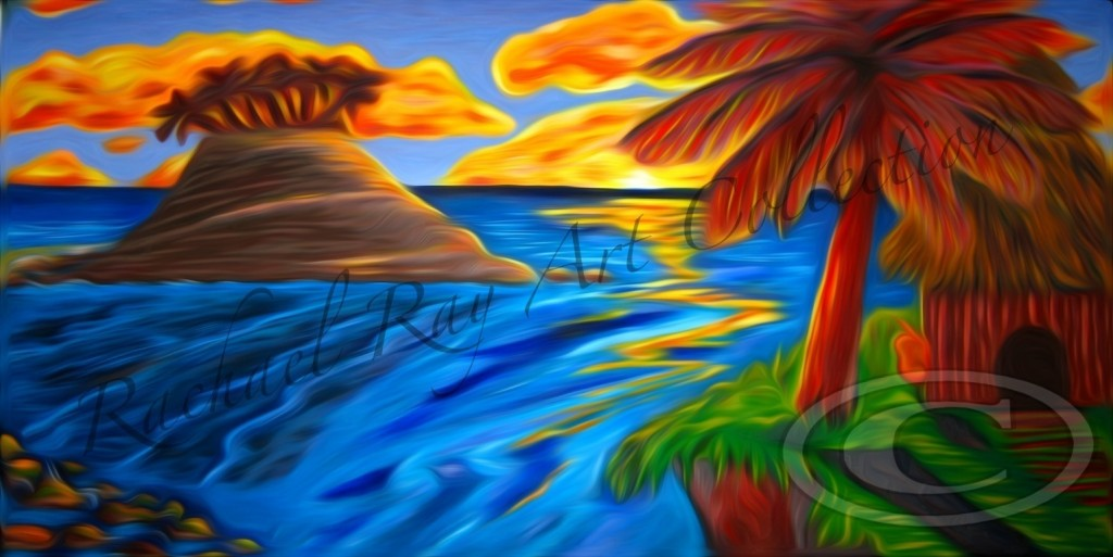 Maui Art Rachael Ray Art Collection Local Hawaii Artist