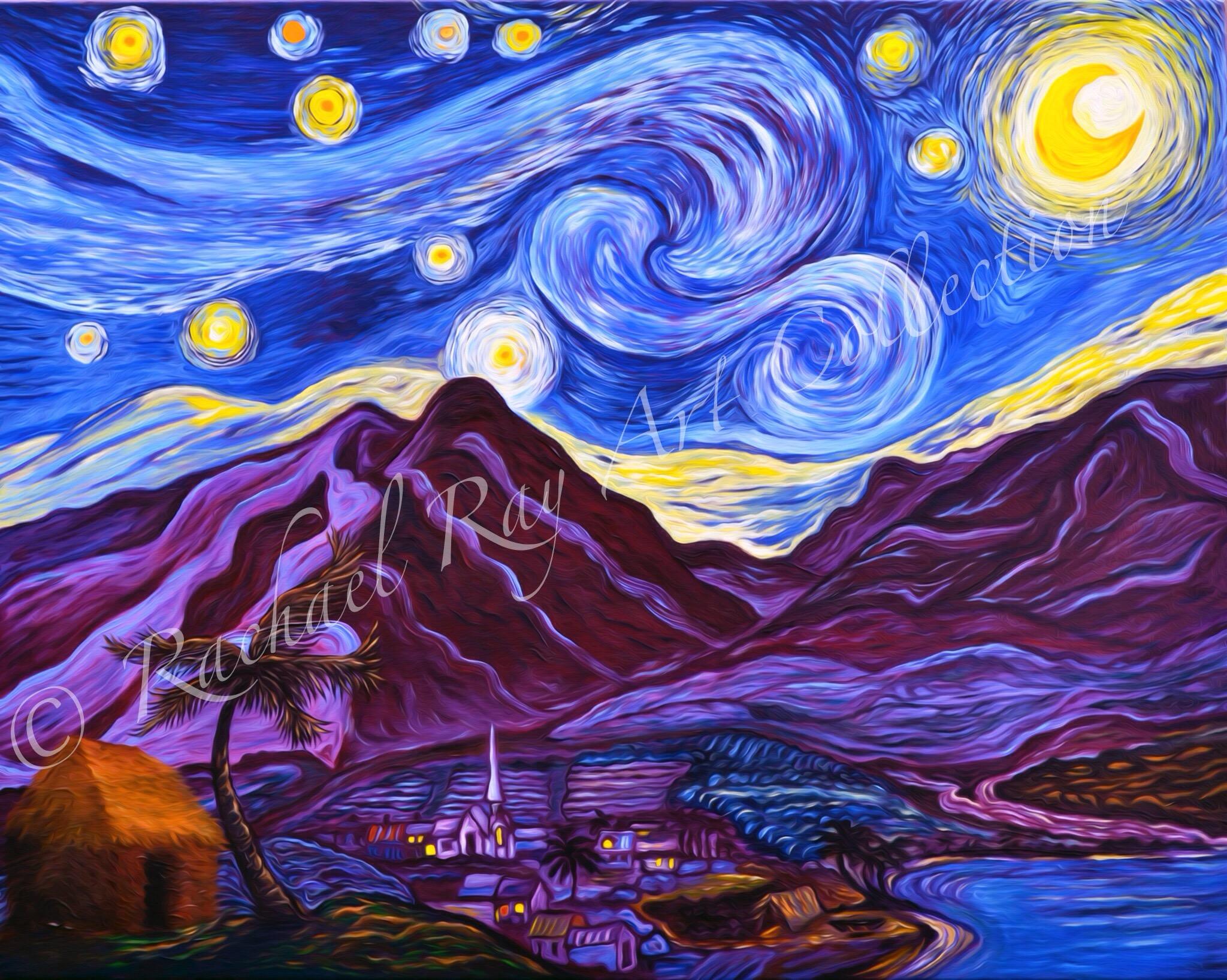 Maui Artists Paintings